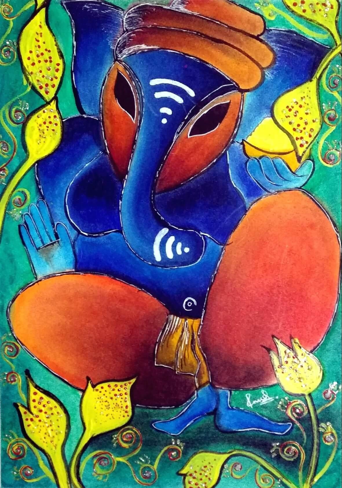 10 Arts Online   Original Artwork of India   Sell Paintings   Buy ...